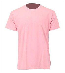 Camisa Rosa Claro Personalizada