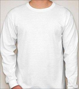 Camisa Manga Longa Personalizada