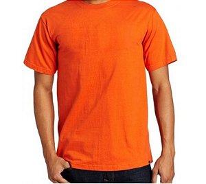 Camisa Laranja Personalizada