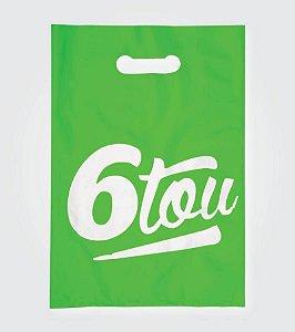 Sacolas Verdes Personalizadas