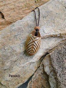 Difusor de aroma pessoal Pataxó - Palha