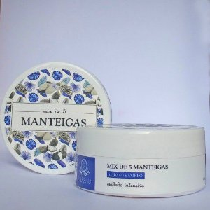 MANTEIGA MIX 100G