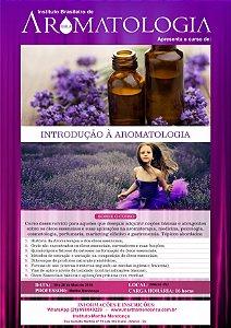 Inscrição Curso Introdução à Aromatologia IBRA