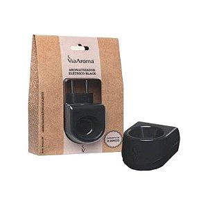 Aromatizador Elétrico black de plastico
