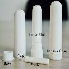 Aromaterapia Inalador Nasal Com Refil