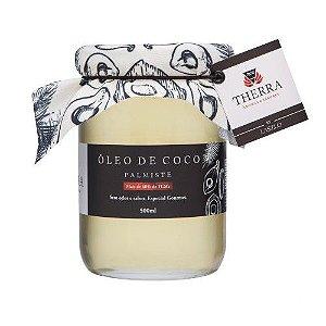 ÓLEO VEGETAL DE COCO (PALMISTE)-500 ml
