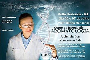 Curso Introdução à Aromatologia IBRA
