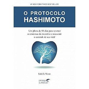 LIVRO - O PROTOCOLO DE HASHIMOTO -VL4951