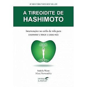 LIVRO A TIROIDITE DE HASHIMOTO - L4952