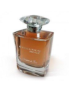 Perfume Evolution Rosé Feminino Lacqua di Fiori - 100ml