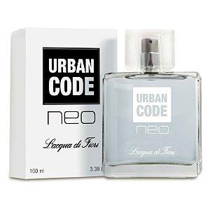 Perfume Urban Code Neo Masculino Lacqua di Fiori - 100ml
