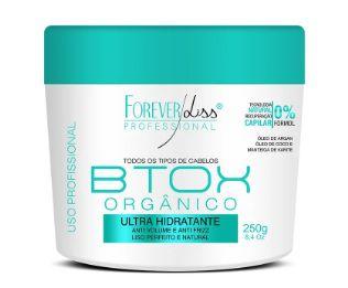 Btox Orgânico Forever Liss - 250g