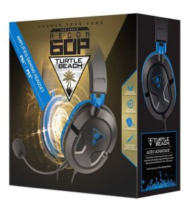 Headset Turtle Beach Recon 60p - Ps4 Ps3 Xbox One