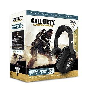 Headset Turtle Beach Call Of Duty Advanced Warfare Ps4