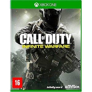 Game Call Of Duty: Infinite Warfare - Xbox One