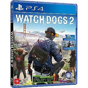 Watch Dogs 2 Limited Edition - Ps4 Em Português