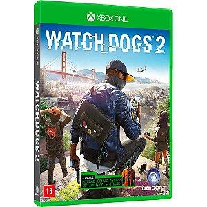 Watch Dogs 2 Limited Edition - Xbox One Em Português