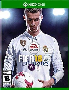 FIFA 18 (PRÉ-VENDA) - XBOX 360