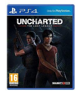 Uncharted: The Lost Legacy - PS4 (PRÉ- VENDA)