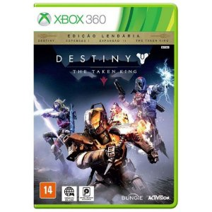Destiny The Taken King Edição Lendária- Xbox 360