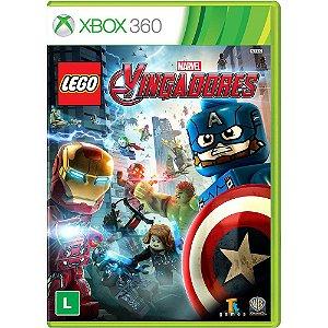 Lego Marvel Avengers Vingadores Xbox 360