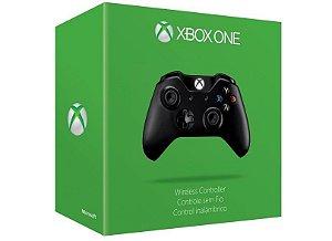 Controle Xbox One com entrada P2 para Headset