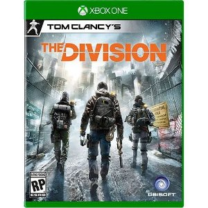 Tom Clancys The Division Pt Xbox One