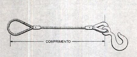 Laço Tipo SJ8 - São José