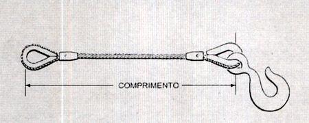 Laço Tipo SJ8-S - São José