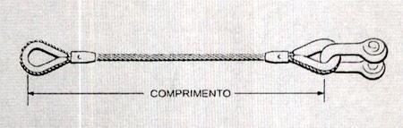 Laço Tipo SJ10 - São José