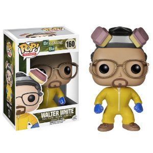 Boneco Funko Pop TV Breaking Bad Walter White