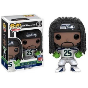 Boneco Funko Pop NFL Richard Sherman Wave 3