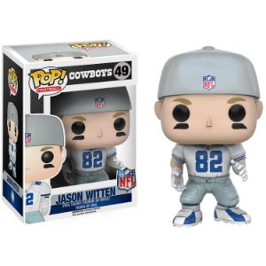 Boneco Funko Pop NFL Jason Witten Wave 3
