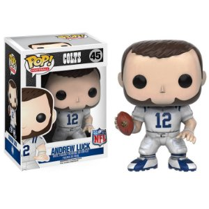 Boneco Funko Pop NFL Andrew Luck Wave 3
