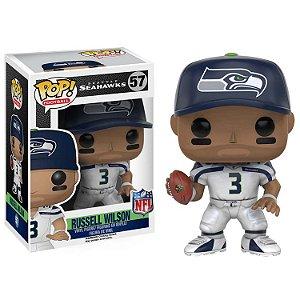 Boneco Funko Pop NFL Russell Wilson Wave 3