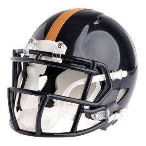 Mini Capacete Riddell NFL Pittsburgh Steelers