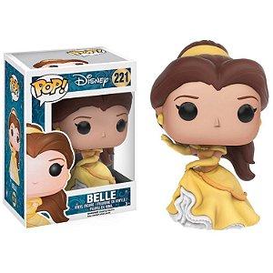 Boneca Funko Pop Disney Princesas Bela