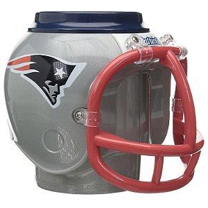 Copo Capacete NFL New England Patriots 400ml