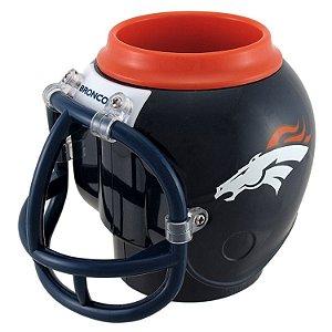 Copo Capacete NFL Denver Broncos 400ml