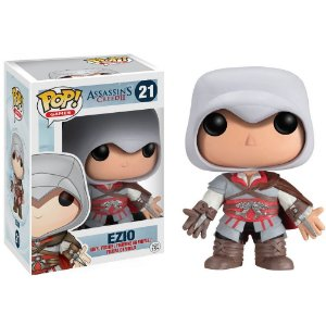 Boneco Funko Pop Games Assassin's Creed Ezio