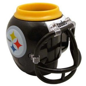 Copo Capacete NFL Pittsburgh Steelers 400ml