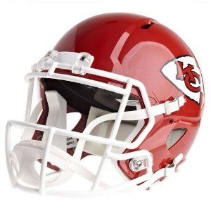 Mini Capacete Riddell NFL Kansas City