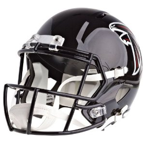 Mini Capacete Riddell NFL Atlanta Falcons