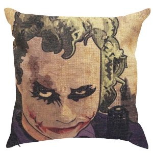 Almofada Coringa The Dark Knight 45x45