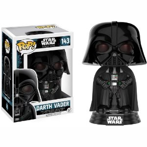 Boneco Funko Pop Star Wars Rogue One Darth Vader