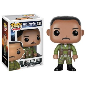 Boneco Funko Pop Movies Independence Day Steve Hiller