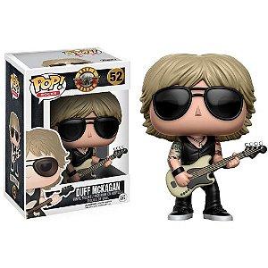 Boneco Funko Pop Rocks Guns N' Roses Duff McKagan