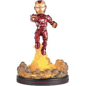 Boneco Quantum Mechanix Civil War Homem de Ferro