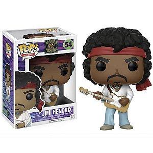 Boneco Funko Pop Rocks Jimi Hendrix