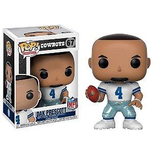 Boneco Funko Pop NFL Dak Prescott Wave 4